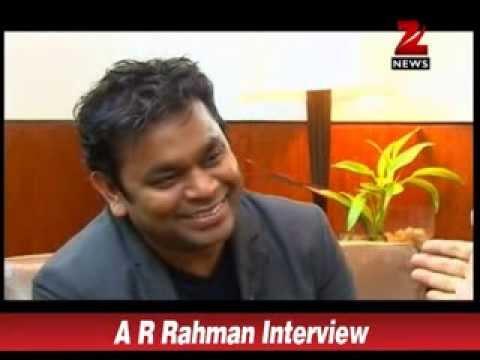 AR Rahman in conversation with Debjyoti Mishra