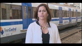 Gerenta General de EFE detalló el funcionamiento del nuevo Metrotren entre Nos y Santiago