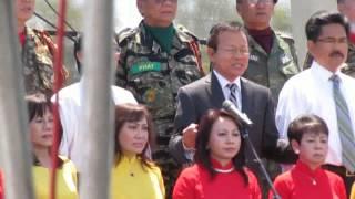 Ca đoàn Quân Dân Cán Chính với nhạc phẩm Mẹ Việt Nam Ơi Chúng Con Vẫn Cỏn Đây
