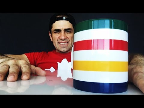GIFT UNBOXING   Hudson's Bay Mug Unboxing! 😎