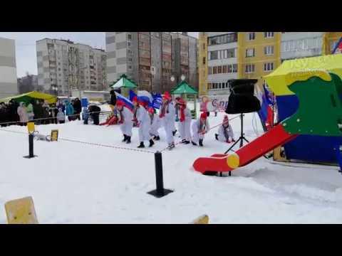 Курск. Масленица - 2019. Северо-запад
