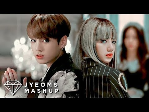 BTS & BLACKPINK  피 땀 눈물 BLOOD, SWEAT & TEARS X 휘파람 WHISTLE MASHUP