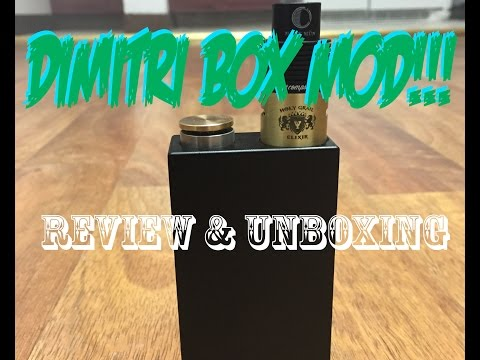 Dimitri iVOGO clone UNBOXING & REVIEW!!!!!