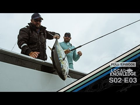 San Diego Tuna Fishing With Lots Of History - S02 E03 Tuna Town