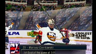Flashback Friday: NHL Faceoff 99