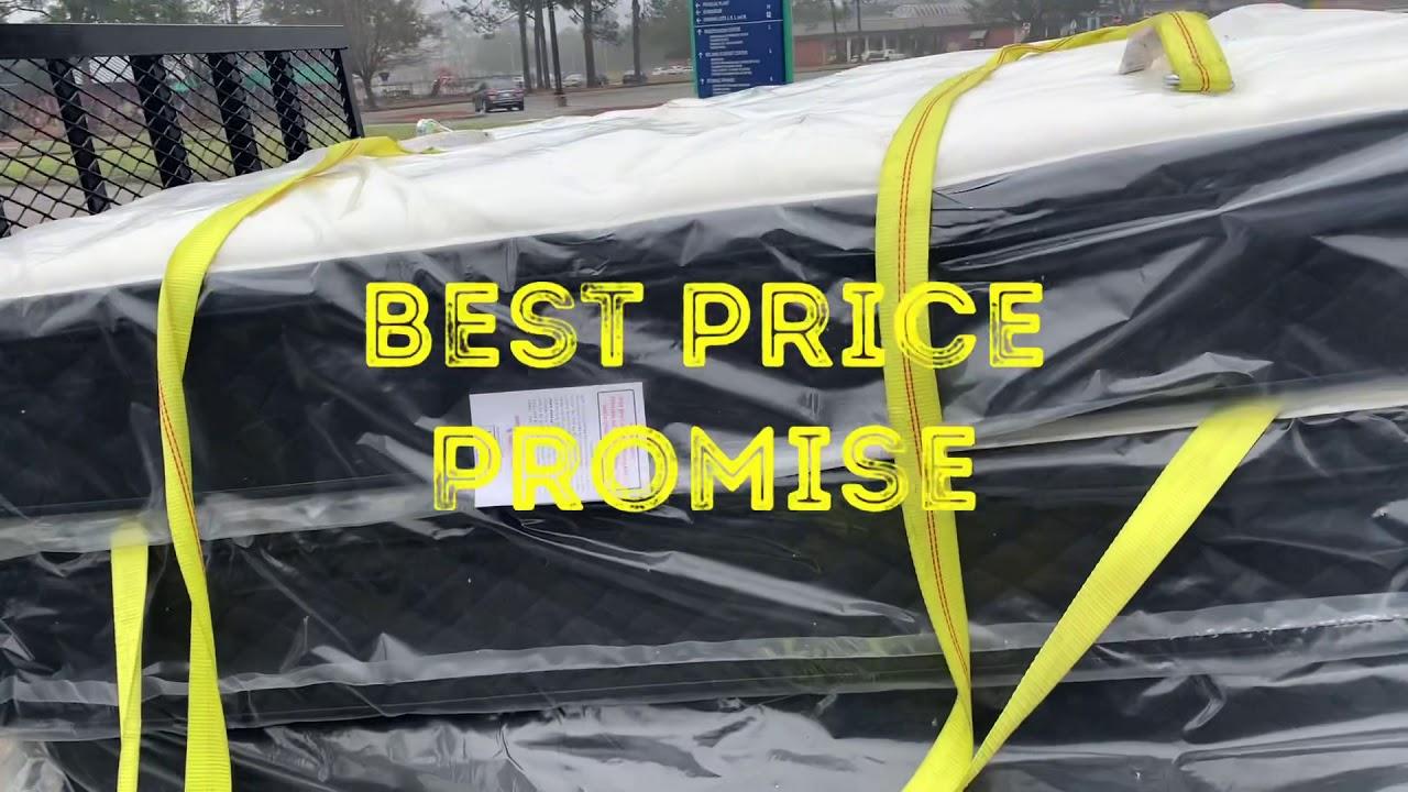 Best price promise: Mattresses in Pensacola, Florida!