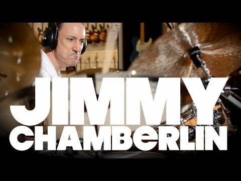 Jimmy Chamberlin Drum Clinic at Chicago Music Exchange 8.23.12 | CME Session
