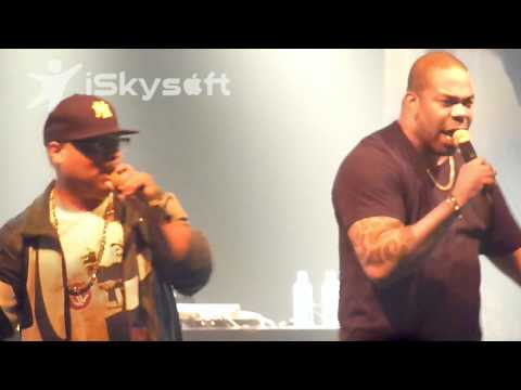 Busta Rhymes Live 2010 Köln/Germany in HD i love my chick Part 3