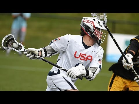 Reacting to the 2018 Team USA lacrosse roster