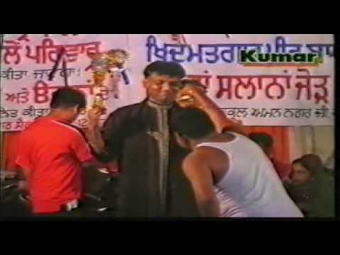 Rukha vangu - Sabar koti Live