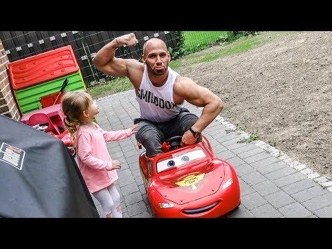 Neues Auto im Hause - Flying Uwe & Familie