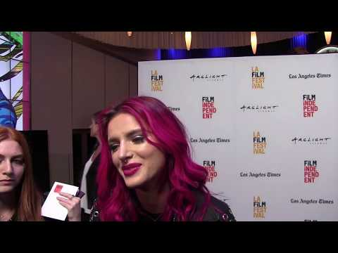 Bella Thorne Interview at 'You Get Me' LA Film Festival Premiere