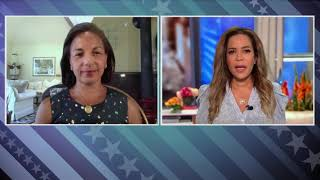 Susan Rice Shares What She Considers to Be America's Biggest Threat | The View