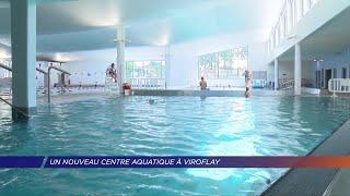 Yvelines | Un nouveau centre aquatique à Viroflay