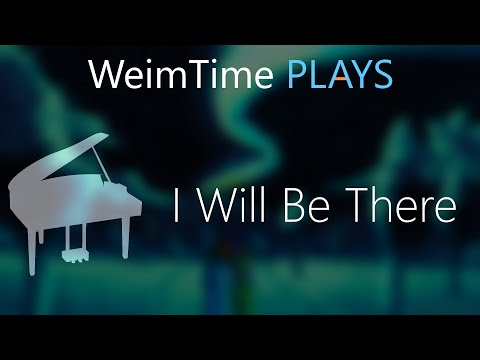 I Will Be There - Count of Monte Cristo - |MLP Parody| -- Orchestral Remix -- WeimTime Plays