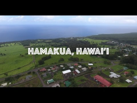 Hamakua Coast on Big Island Hawaii (Waipio Valley, Akaka falls)