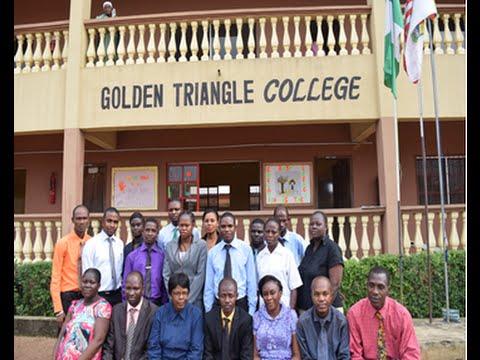 Golden Triangle Schools, Alagbado, Lagos State, Nigeria.