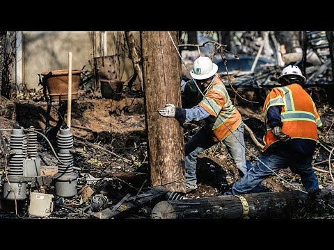 Energy Companies Being Sued For Causing California Wildfires