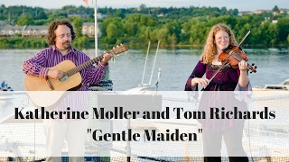 Celtic Fiddle:  Gentle Maiden performed by Katherine Moller