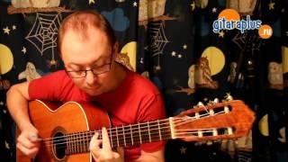 Снег. Мелодия на гитаре | Александр Фефелов