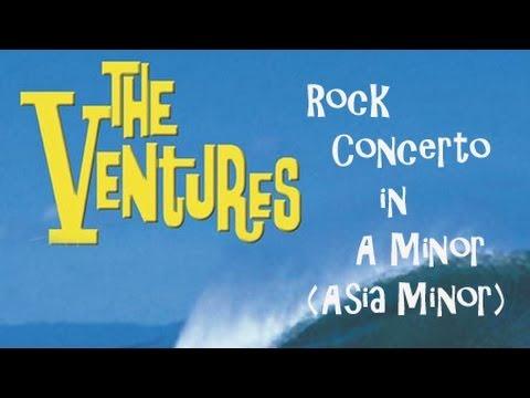 Ventures - Rock Concerto in A Minor (aka Asia Minor)