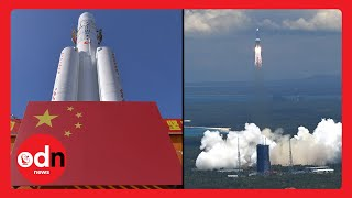 Mars Mission: China Launches its Most Ambitious Space Mission Yet to Red Planet