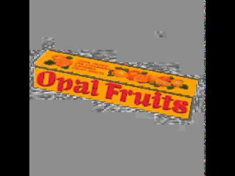 Opal Fruits old advert (audio only)