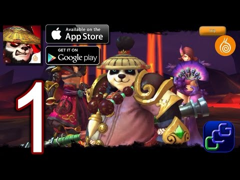 Taichi Panda: Heroes Android iOS Walkthrough - Gameplay Part 1 - Prologue