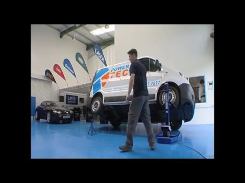 Power-Tec - Mobi-Lift MKII Mobile Vehicle Lift