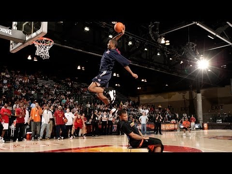 The Best of the NBA D-League Dunk Contest Through the Years