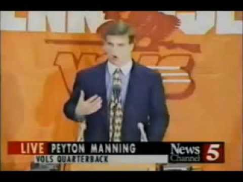 Peyton Manning and why the Jets traded the 1st pick of the 1997 NFL Draft