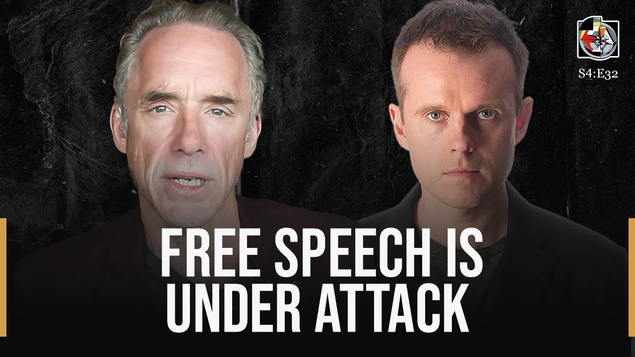 Free Speech and the Satirical Activist   Andrew Doyle  The Jordan B. Peterson Podcast - S4: E32