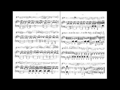 Joachim Raff - Cavatina for Violin and Piano (1862) Op. 85 No. 3