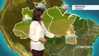 Previsão Norte – PA e TO ficam mais secos