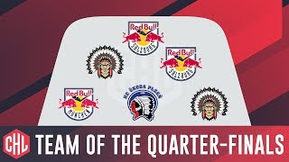 Team of the Quarter-Finals | Starting Six
