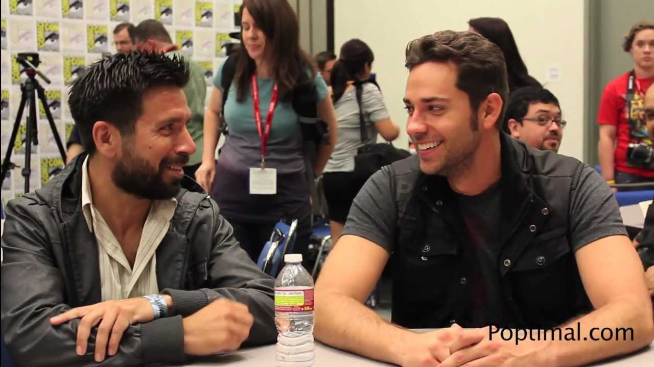 Zachary Levi And Joshua Gomez Break Out Into Song At Sdcc 2011 Youtube Joshua gomez yvonne strahovski zachary levi. zachary levi and joshua gomez break out into song at sdcc 2011