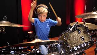 Wright Music School - Enzo Carapeto - Parkway Drive - The Void - Drum Cover