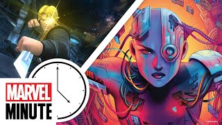 Nebula Escapes the Shadow of Thanos in a New #1! | Marvel Minute