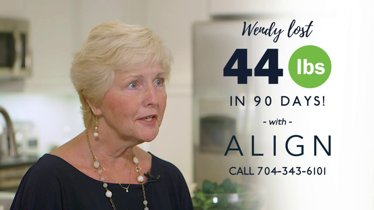 Weight Loss Success Story - Wendy | Align Weight Loss and Body Balancing