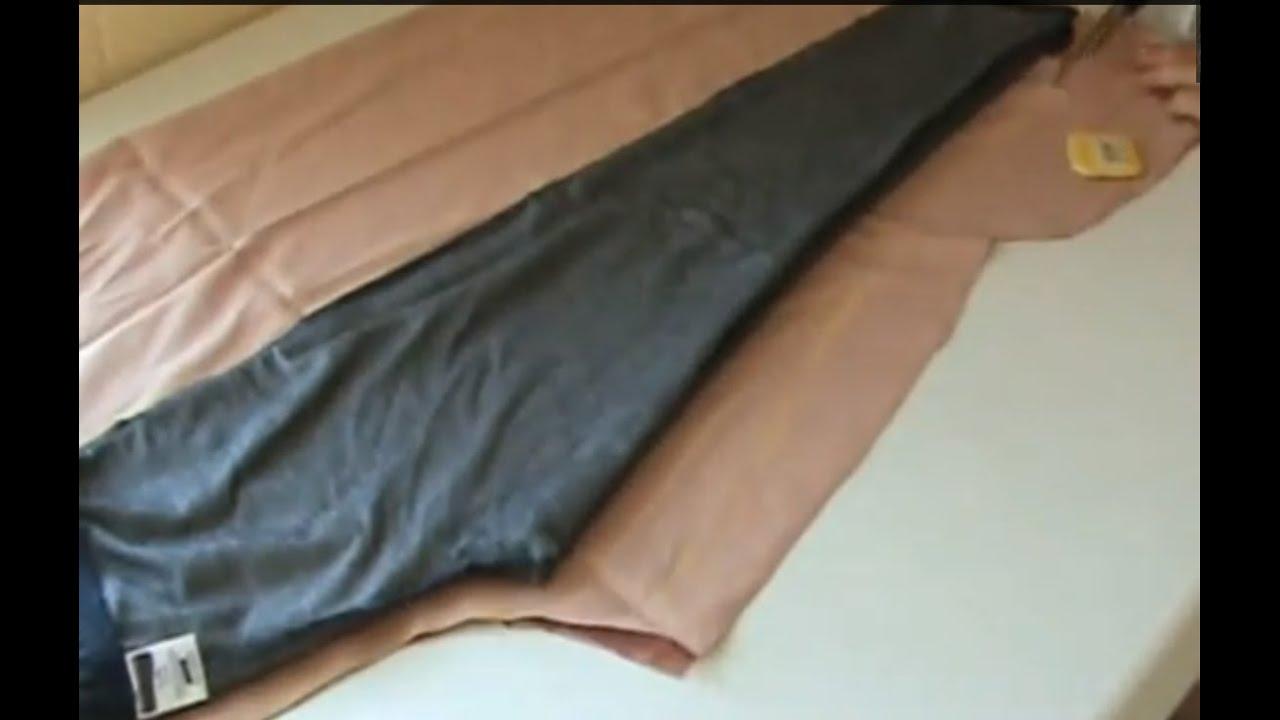 Como hacer unos leggins how to make a leggins jazmin - Como hacer un estor enrollable paso a paso ...