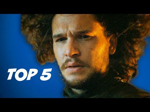 Game Of Thrones Season 4 Episode 9 - Top 5 WTF Moments