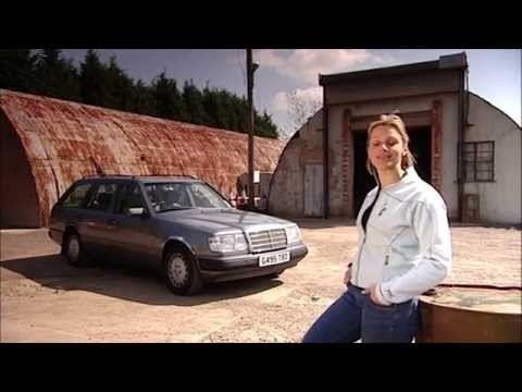 Can You Kill An Old Merc? Part 1: Smashing The Suspension - Fifth Gear