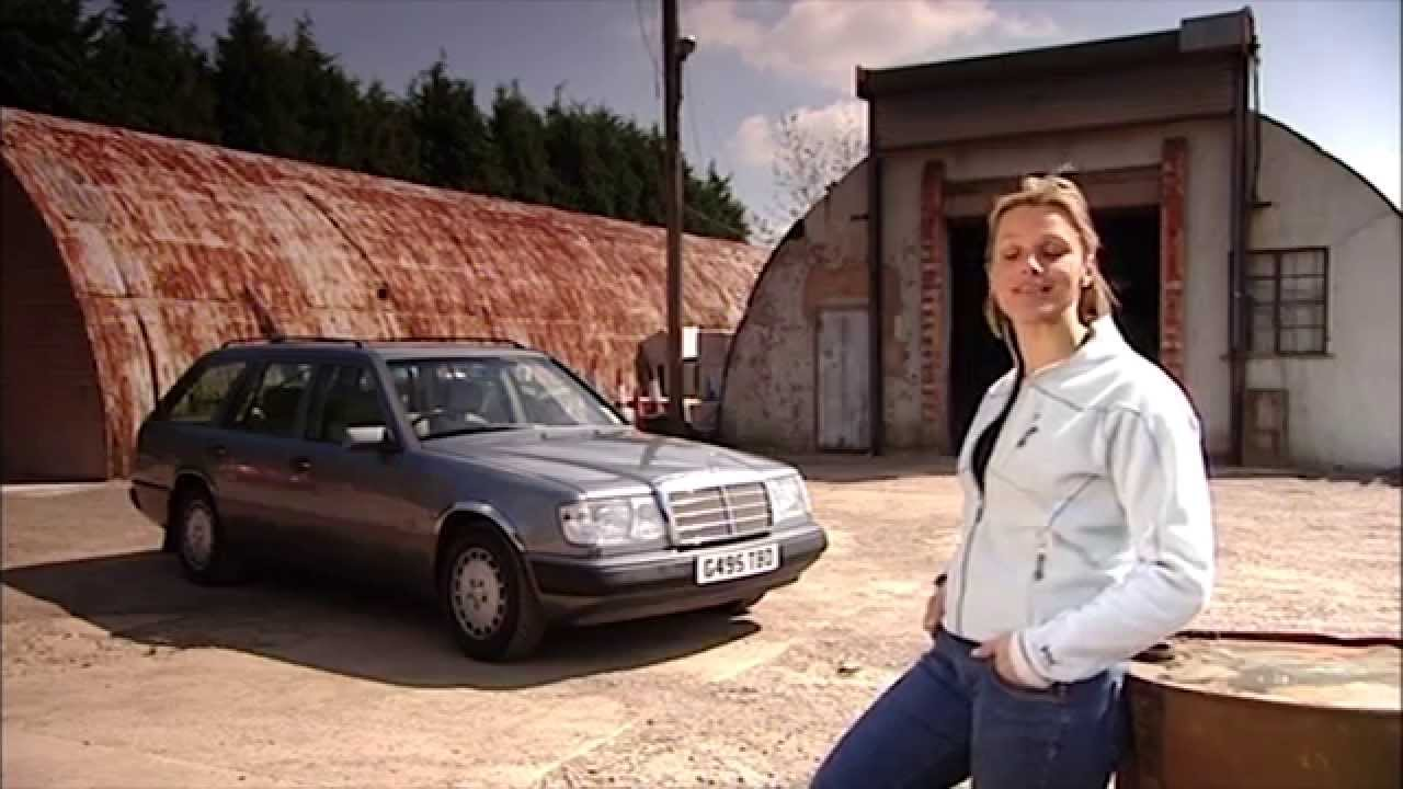 Download Can You Kill An Old Merc? Part 1: Smashing The Suspension - Fifth Gear