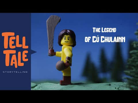 LEGO Irish History: The Story Of Cuchulainn (Parts 1-3)
