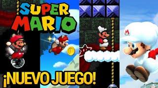 DESCARGA NUEVO JUEGO DE SUPER MARIO BROS PARA ANDROID APK 2018 EPICO!