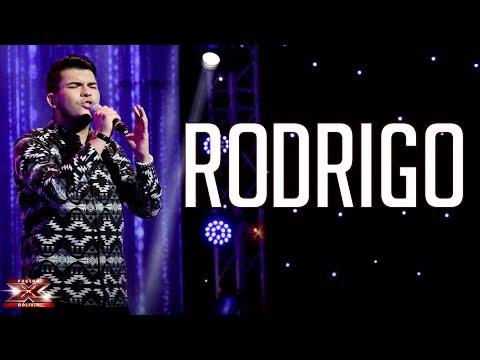 ¡Rodrigo y su gran voz! | Galas en Vivo | Factor X Bolivia 2018