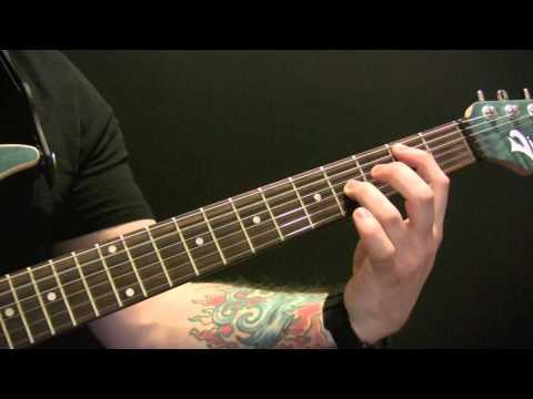 Lost Wisdom Guitar Lesson by Burzum