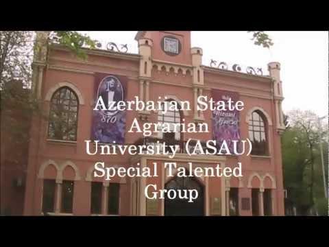 Azerbaijan State Agriculture University STG Program