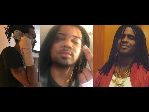 Chief Keef's Ex-producer who was sentenced to 10 Years in Prison claimed Chief Keef Snitched on him.