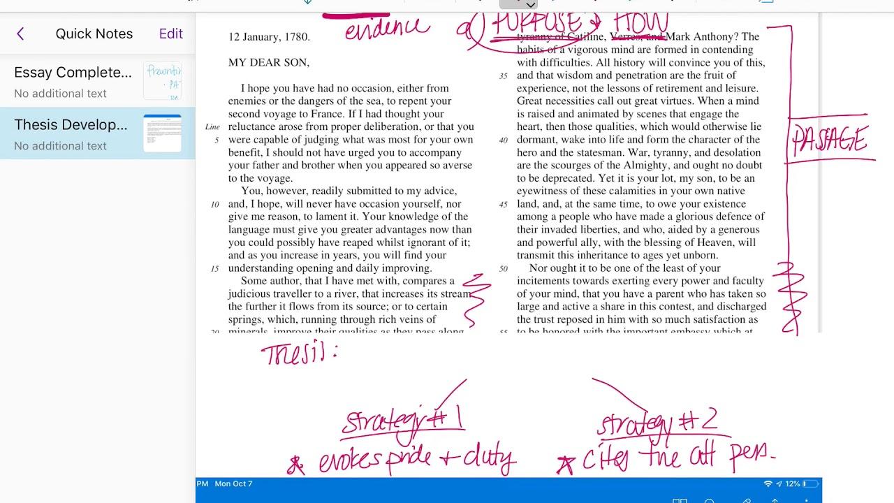 Modern times essay